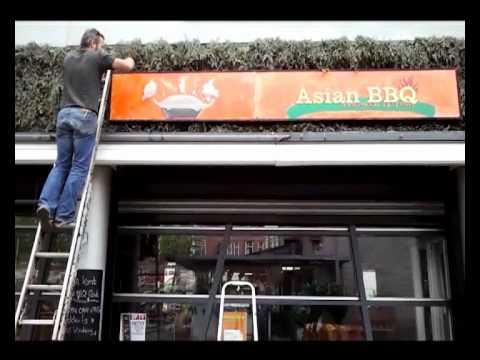 Asian BBQ Restaurant Tiendplein 2e editie