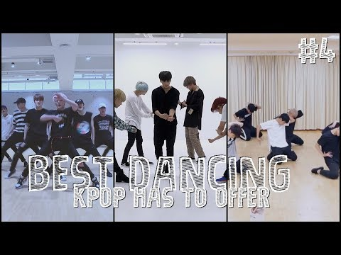 Best Dancing KPop Has To Offer | Boy Groups #4
