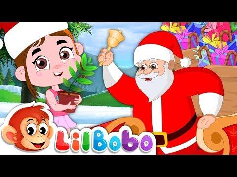 Jingle Bells | Christmas Songs for Children | Flickbox Nursery Rhymes for Kids