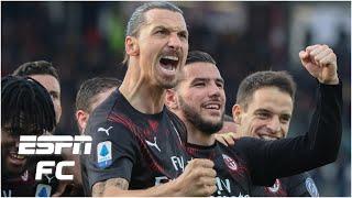 Cagliari 0-2 AC Milan: Zlatan Ibrahimovic SCORES in first start | Serie A Highlights
