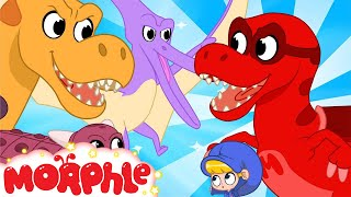 My Pet Dinosaur-Superhero Morphle! (My Magic pet Morphle with  dinosaurs for kids)