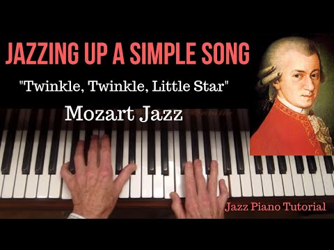 Jazz For Beginners, (Part 2), Block Chords applied to Chord ...