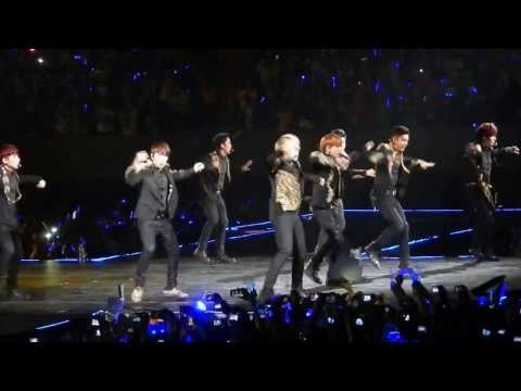 131107 Super Junior [SS5 Mexico City] Intro+Mr. Simple+Bonamana