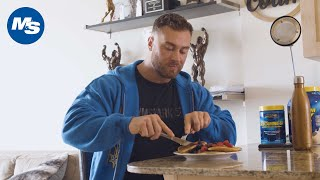 What Pro Bodybuilders Eat for Breakfast | Chris Bumstead's Favorite Meal 1