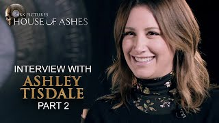 House of Ashes - Ashley Tisdale Interview - Part 2 preview image