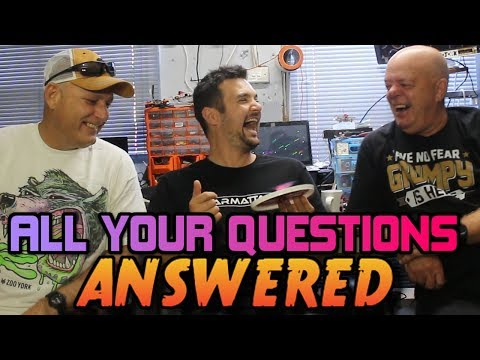 IT FINALLY HAPPENED!! ON THE Q&A!!