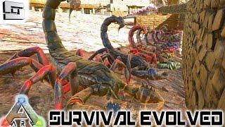 ARK: Survival Evolved - TREX KIBBLE FARM! E68 ( Gameplay )