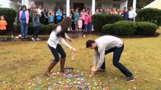 Baby Maschke - Gender Reveal - 11/1/15