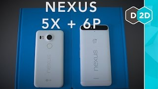 Nexus 5X and 6P Review