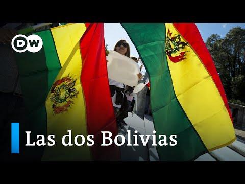 Bolivia, dividida y enfrentada