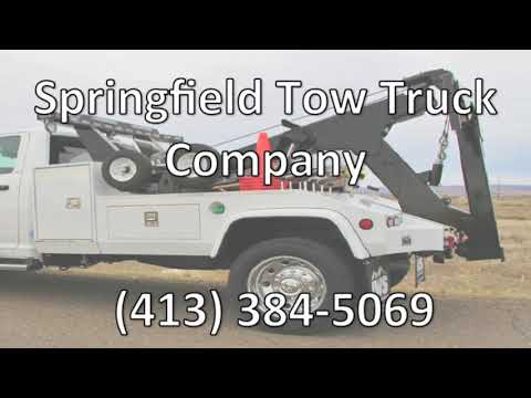24 Hour Towing Service Springfield MA