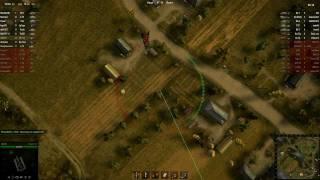 World of tanks малиновка объект 212 (6 фрагов) Full HD