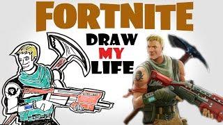 Fortnite : Draw My Life