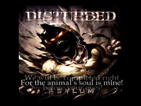 Disturbed - The Animal Lyrics Synch [NOTCopy/Paste]