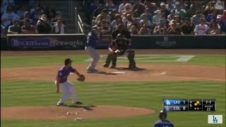 Dodgers vs Rockies Highlights | Dodgers Spring Training 2019