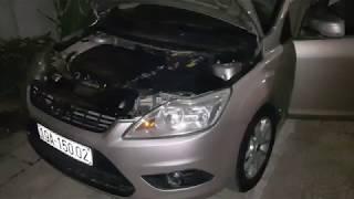 (Đã bán) Bổ xung hình ảnh khoang máy xe Ford Focus 1.8 M/T 2009