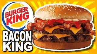 BACON KING at Burger King Review