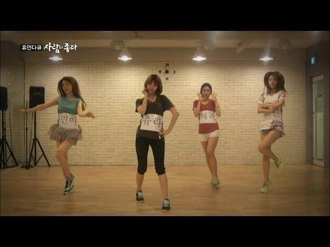 【TVPP】Girl's Day - Singing controversy, 걸스데이 - 가창력 논란 @ Human Docu