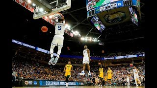 Best dunks from the 2019 NCAA tournament