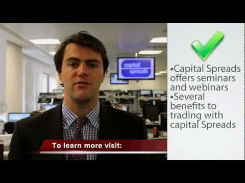 LCG: Benefits of Opening an Account at Capital Spreads