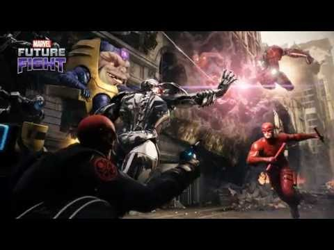 Marvel Future Fight (by Netmarble) Gameplay IOS/Android