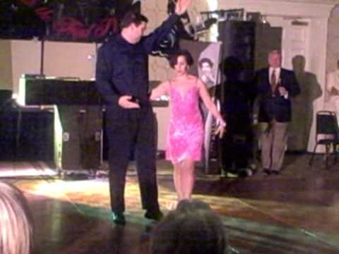 Chris Kelly Dancing With The Triad Stars Youtube