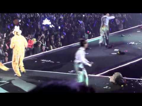 [HD]120414 EunHae all that moment super show 4 in shanghai