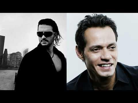 Ricardo Arjona, Marc Anthony Exitos Sus Mejores Baladas Románticas