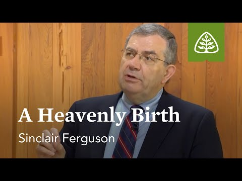 A Heavenly Birth: Who is the Holy Spirit? with Sinclair Ferguson