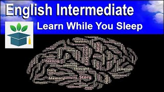 Learn English While You Sleep, ★ Sleep Learning ★ Fast Vocabulary Increase, esl, toefl