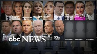 ABC News Live Update: At least 18 connected to White House test positive for COVID-19