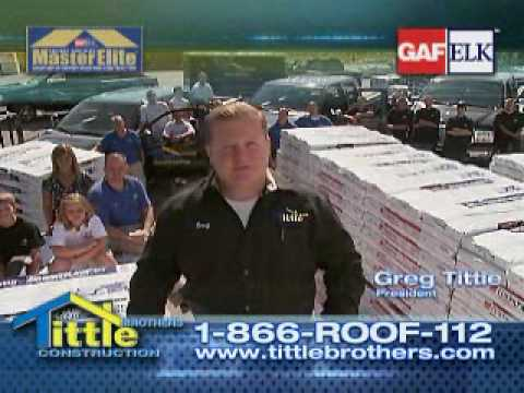 Roofing Contractors Canton Michigan - Tittle Brothers (734) 225-2525