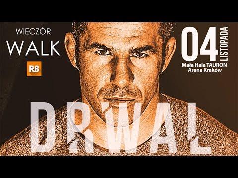 """Tomasz Drwal: """"Chcę stoczyć walkę MMA jeszcze w tym roku."""""""