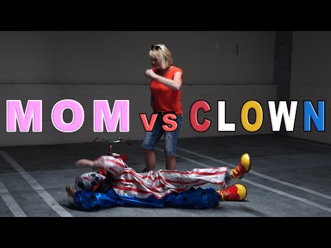MOM VS. KILLER CLOWN! Daily Vlog Channel  ► https://www.YouTube.com/LoganPaulVlogs My mom is the definition of SAVAGE.  ADD ME ON INSTAGRAM: https://www.instagram.com/LoganPaul/  Subscribe to my channel for EPICNESS!