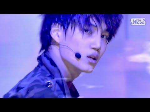 EXO-K [MAMA]  @SBS Inkigayo 인기가요 20120408