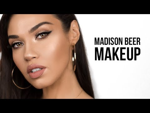 Madison Beer Makeup Tutorial | Eman