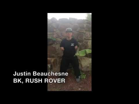 Justin Beauchesne RUSH ROVER® Testimonial