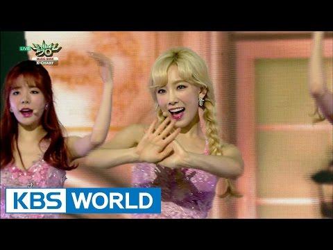 Girls' Generation (소녀시대) - Lion Heart [Music Bank K-Chart #1 / 2015.08.28]