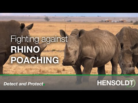 HENSOLDT Anti Rhino Poaching Documentary
