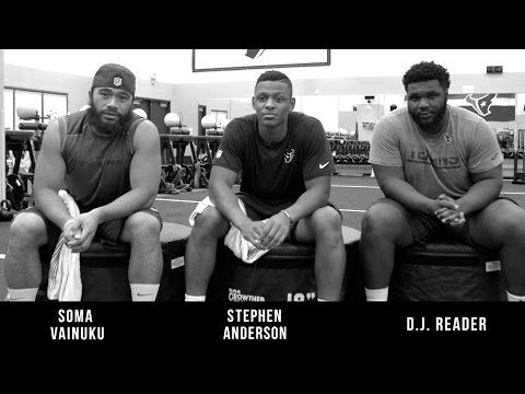 How the Texans Rookies are Preparing for Their NFL Debut