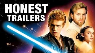 Honest Trailers - Star Wars: Episode II - Attack of the Clones
