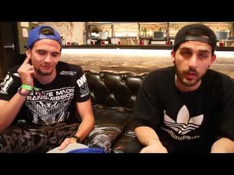 EDC Weekend 2016   Borgore Interview