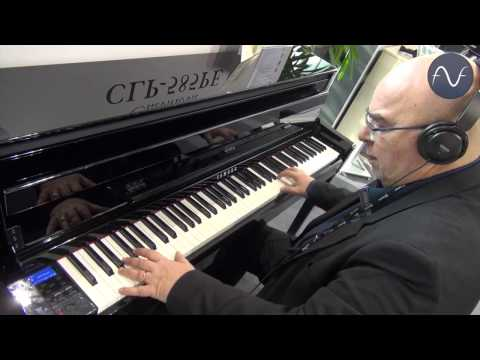 [Musikmesse] Yamaha CLP 585PE