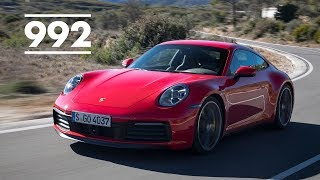 Porsche 911 Carrera S: First Driving Impressions Of The New 992 | Carfection +