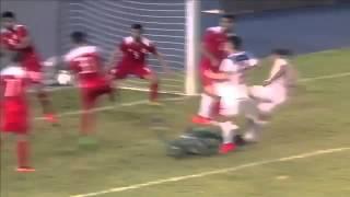 اهداف مباراة الفلبين 2 1 البحرين تصفيات كأس العالم آسيا -
