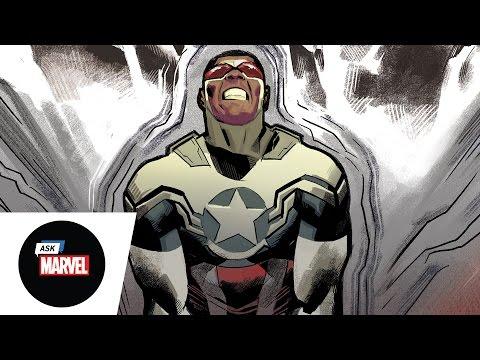 Ask Marvel: Nick Spencer (Writer of Captain America: Sam Wilson)