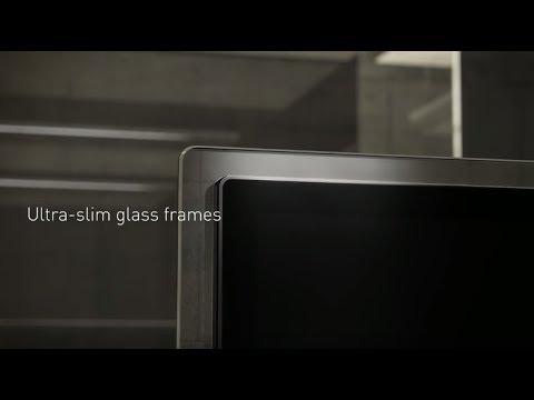 Panasonic TV Art & Glass Design