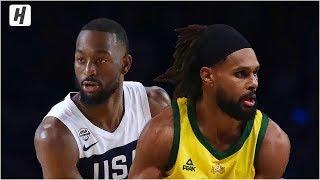 USA vs Australia - Full Game Highlights | August 24, 2019 | USA Basketball