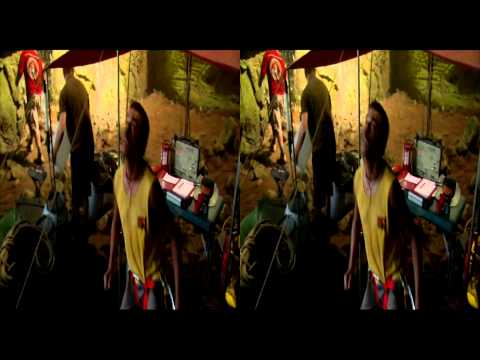 Sanctum Trailer in 3d Blu-ray Version