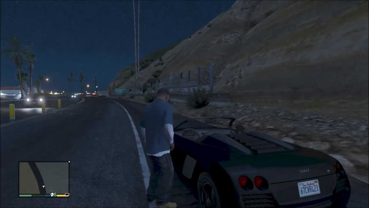 GTA 5 OBEY 9F CABRIO, SPORTS GAMEPLAY FOOTAGE - YouTube